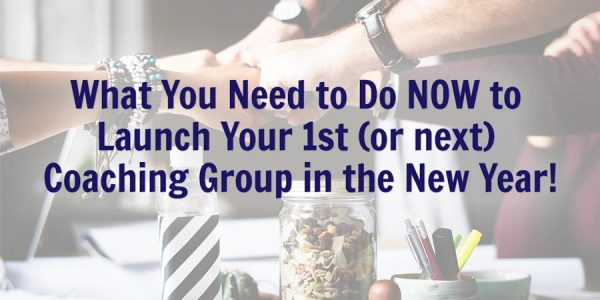 The Best Time of Year to Launch Your Coaching Group