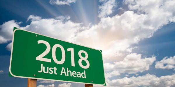 2018 Just Ahead