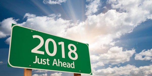 2018 Just Ahead