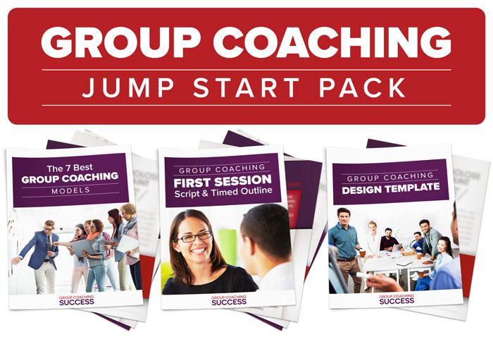 Group Coaching Jump Start Pack